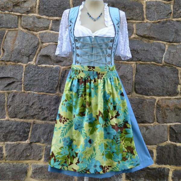 238bd1850f598 Lily Blue Dirndl