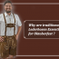 Why are Traditional Lederhosen Essential for Oktoberfest?