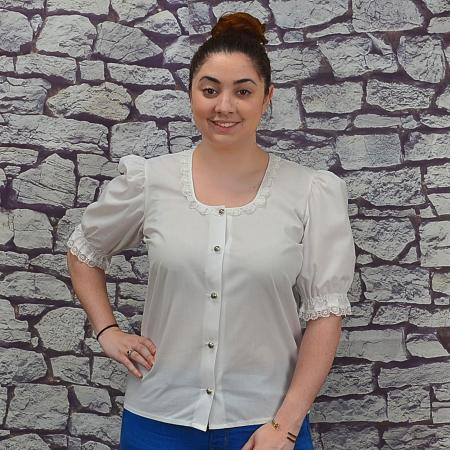 Tina blouse full body