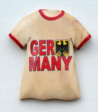 Germany Eagle T-Shirt Magnet