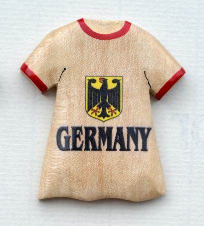 German Eagle T-Shirt Magnet