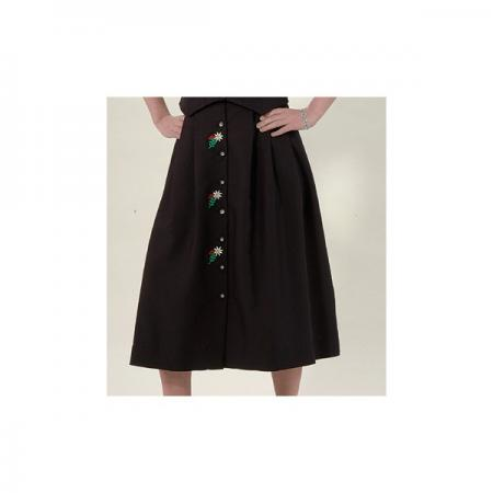 Blue or Green Hillary Skirt-SALE