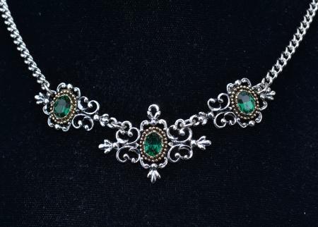 Filigree Chain Necklace