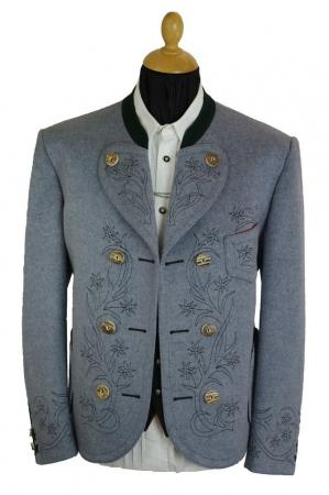 Made to Order Edelweiss Miesbacher Jacket