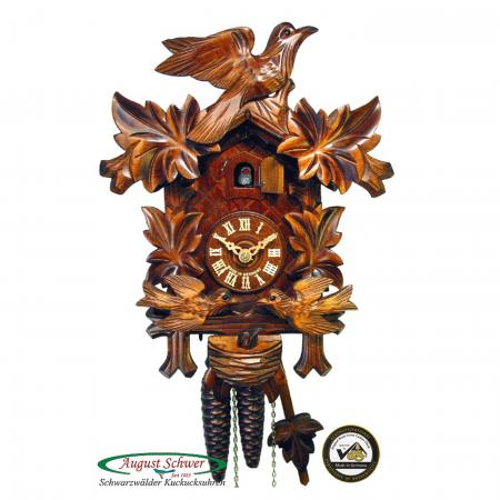 Four Leaves Cuckoo Clock