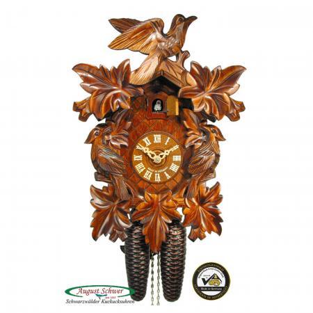 Three Birds Cuckoo Clock 8-day
