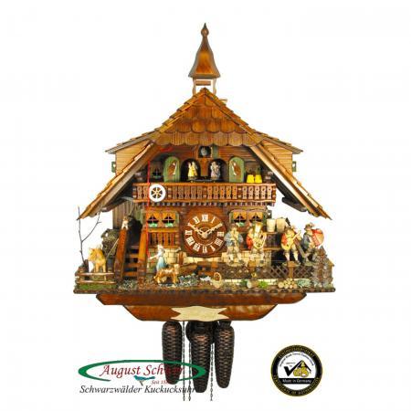 Music Band Cuckoo Clock