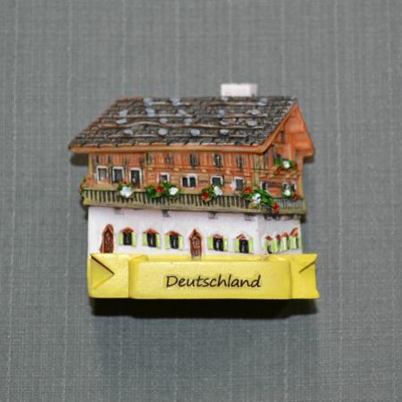 Deutschland House Magnet