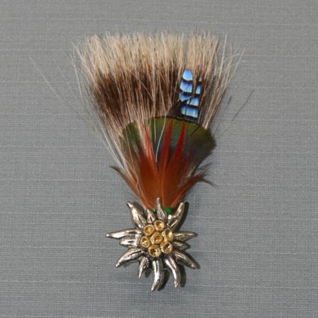 Edelweiss Hat feather