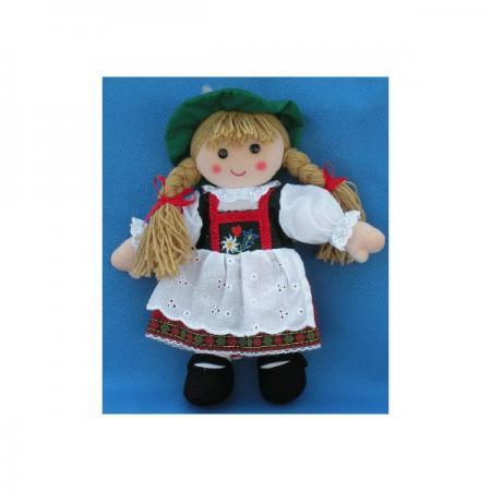 """Girl Rag Doll 12"""""""