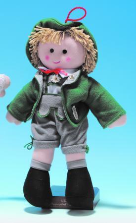 "Peter Rag Doll 16"""