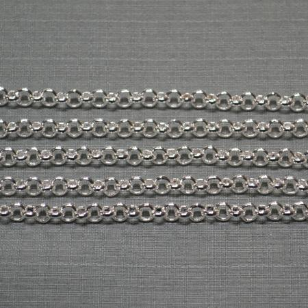 Silver Mieder Chain