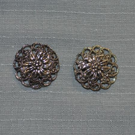 edelweiss earring