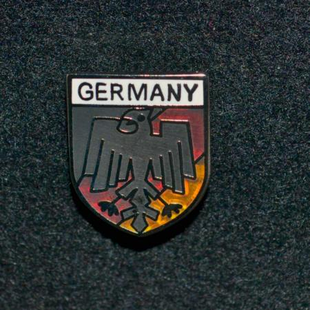 Germany hat pin