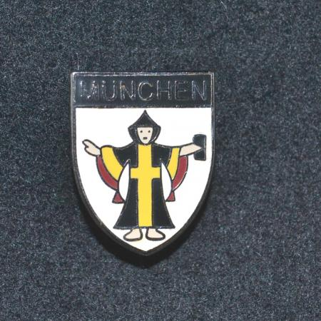 Munchen hat pin