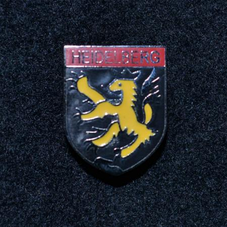 Heidelberg hat pin