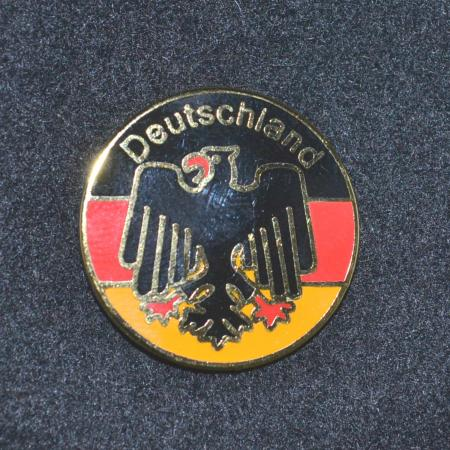 Deutschland hat pin