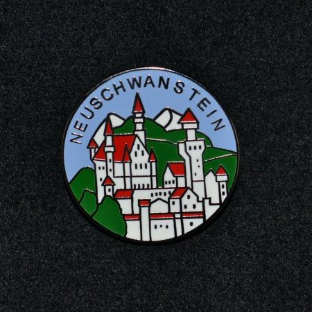 Neuschwanstein hat pin