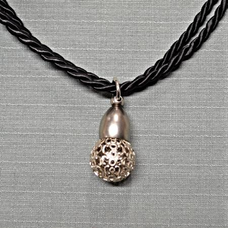 Spherical Filigree Necklace