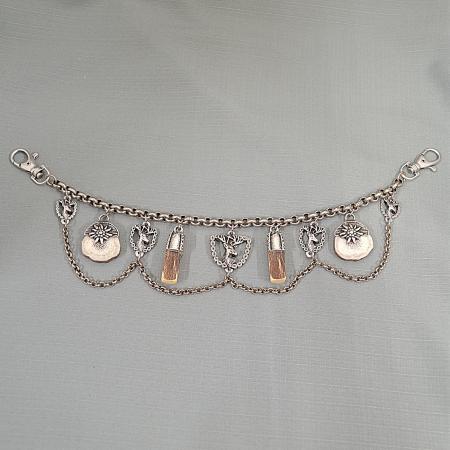stag vest chain