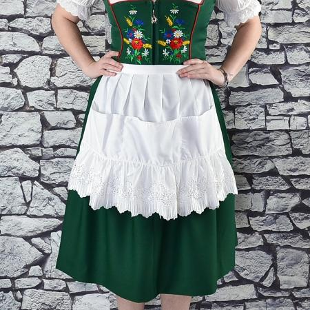 waitress lace apron