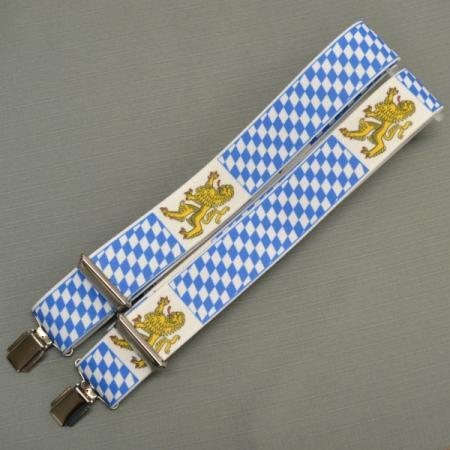 Bavarian Suspenders