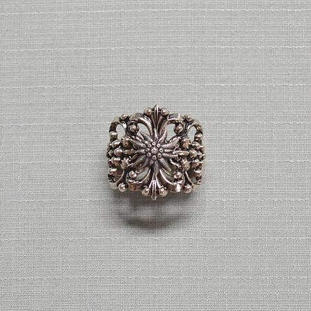 edelweiss tie ring