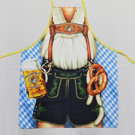 Oktoberfest Man Apron
