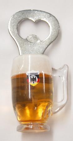 Mug bottle opener