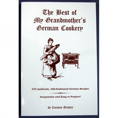 The Best of my Grandmother's German Cookery