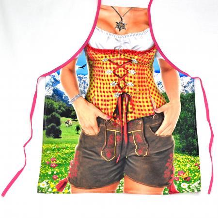 Bavarian Almgirl Apron