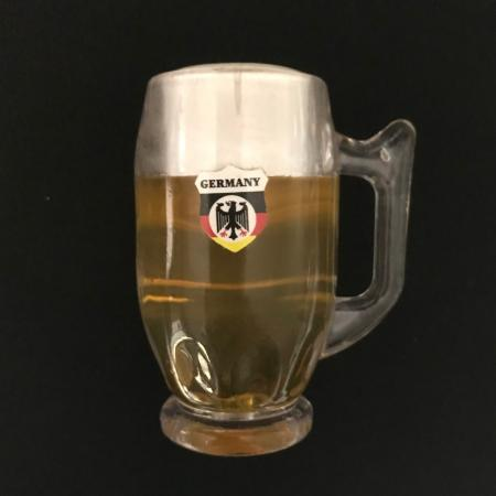 German Beer Mug Magnet