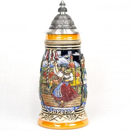 barrel dancers stein