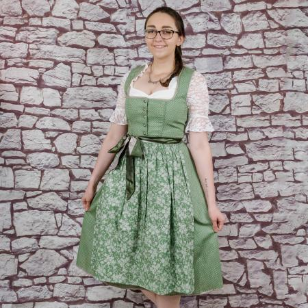 green german imported Adele dirndl