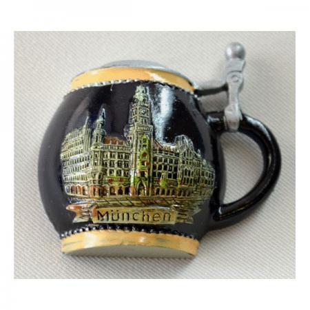 Munchen Mug Magnet