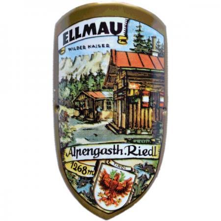 Ellmau Aplengasth Riedl Cane Emblem