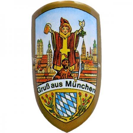 Grub aus Munchen Cane Emblem