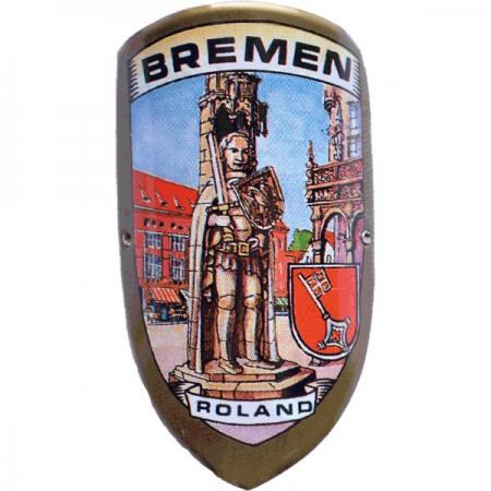 Bremen Roland Cane Emblem