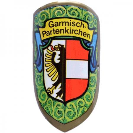 Garmisch Partenkirchen Cane Emblem