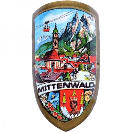 Mittenwald Cane Emblem