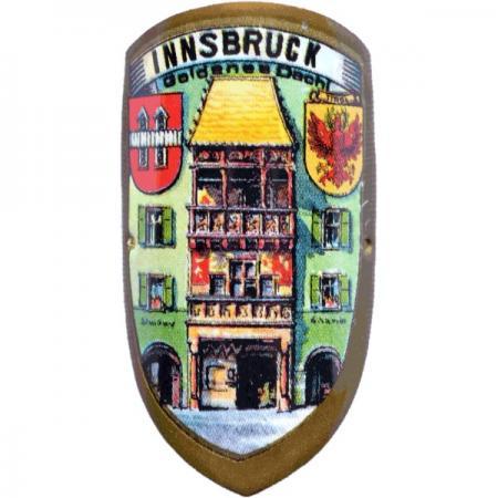 Innsbruck Cane Emblem
