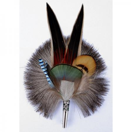 Deer Hair and Mallard Feather