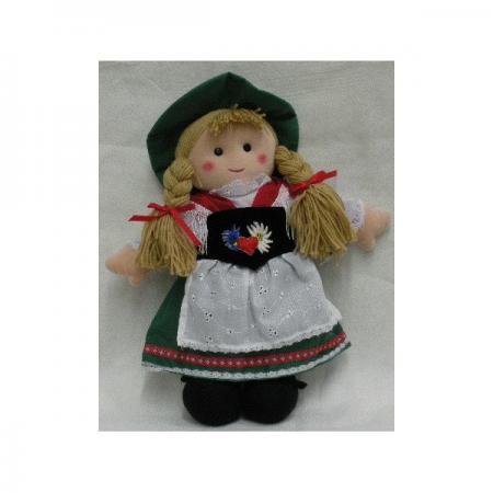 "Heidi Rag Doll 13"""