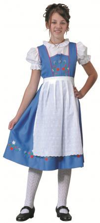Jessica Bavarian Blue Dirndl
