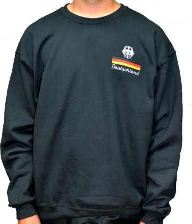Deutschland Banner Sweatshirt-12664