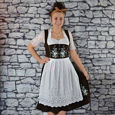 Cornflower Seashore Dirndl