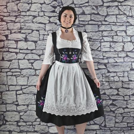 cornflower mountain dirndl