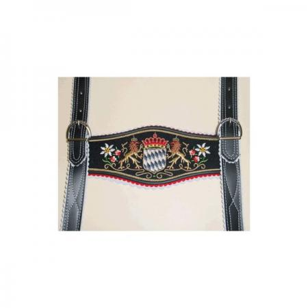 Imported Rautenwappen Suspenders