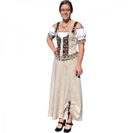 Long Tan Women's Skirt