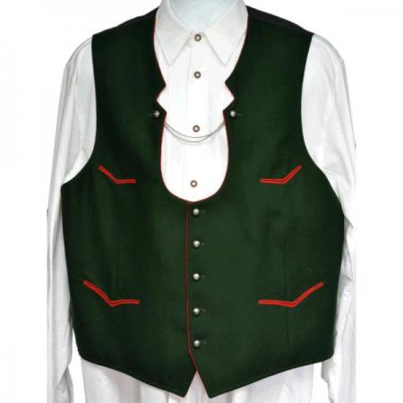 German Made Prien vest - Swallow pockets